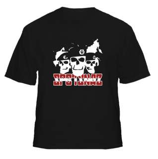 Russian Spetsnaz Elite Forces Logo T Shirt