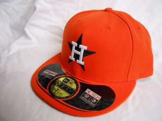 Houston Astros CLASSIC COOP 1971 ORANGE   MLB Baseball Cap Hat