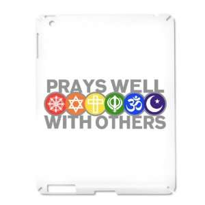 With Others Hindu Jewish Christian Peace Symbol Sign