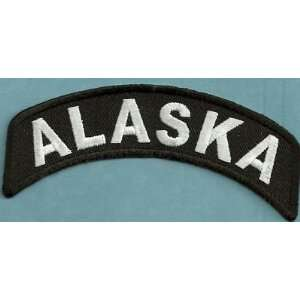 STATE ROCKER Embroidered NEW Biker Vest Patch!!!: Everything Else