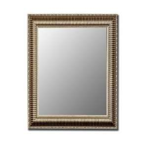 2nd Look Mirrors 3207000 17x35 Antique Silver Mirror