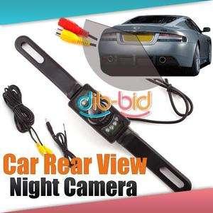 6mm Wide Angle Car Rear View Reversing Backup Camera