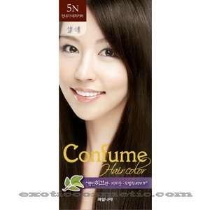 Confume Herbal Hair Color   5N Brown Beauty