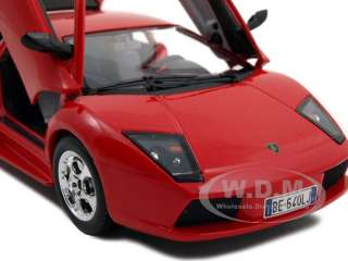 diecast model of Lamborghini Murcielago die cast model car by Bburago