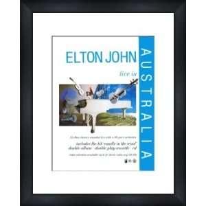ELTON JOHN Live In Aus...