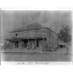 buildings,Beaumont,Port Arthur,Texas,c1901  Home & Kitchen