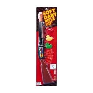 Soft Dart Rifle Target Game. Toys & Games