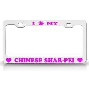I PAW MY CHINESE SHAR PEI Dog Pet Animal High Quality