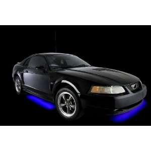 BLUE LED Underglow Undercar Light Kit   WARRANTY   WIRELESS REMOTE