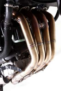 EXHAUST YAMAHA XJ 6 GPR FULL SYSTEM INOX MADE ITALY