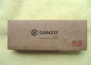 Ganzo 440C Folding Knife G701 high Quality Steel sport