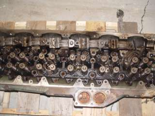 Detroit Diesel Series 60 14L Engine 07 Cylinder Heads