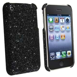 GLITTER HARD COVER Case Skin SHELL For Apple iPhone 3G 3GS ACCESSORY