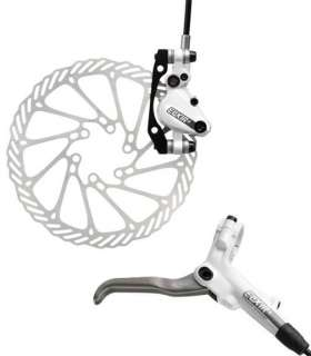 AVID 2011 ELIXIR 5 REAR MTB DISC BRAKE WHITE 160mm