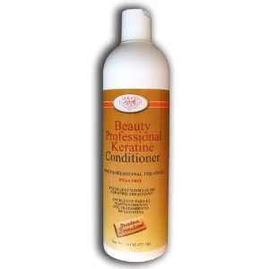 Keratin Conditioner 16 Oz Sodium Free By Soft Hair Beauty