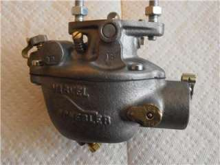 CASE TRACTOR MODEL V VA VAC SCHEBLER TSX114 CARBURETOR