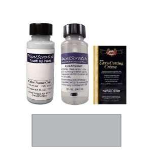1 Oz. Lightning Silver Metallic Paint Bottle Kit for 1985