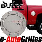 BULLY CHROME 97 07 Ford Expediton Gas Fuel Cap Door Cover+Lock