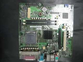 DELL Optiplex GX280 slim desktop socket 775 motherboard