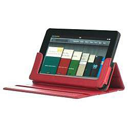 Edge  Kindle Fire Red Incline Jacket Case
