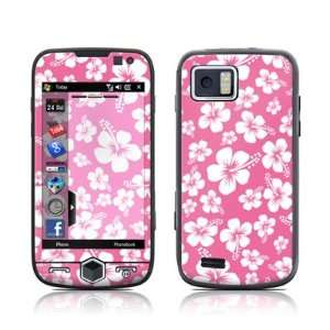Aloha Pink Design Skin Decal Sticker for the Bell Samsung