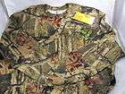 Mens S UNDER ARMOUR Mossy Oak Infinity Camo Shirt Button Up Durwood