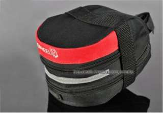 NEW Cycling Bicycle saddle bag bike Seat extending bag