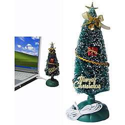 USB or Battery powered Christmas Tree with LED Light