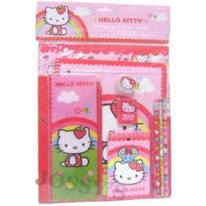 Hello Kitty  Stationery Set (11pcs)