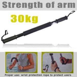 Heavy Duty Power Twister Upper Body Strength Fitness Sport Bar E002