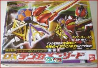 Masked Kamen Rider Den O Weapon DX Denkamen Sword Liner