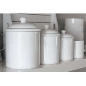 ... White Kitchen Canister Set White Kitchen Canister Sets 100 Images Canisters  Jars Food ...