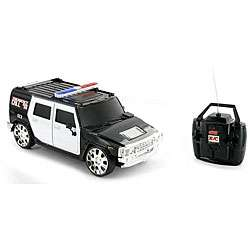 Hummer H2 Police Edition RTR Electric RC Truck