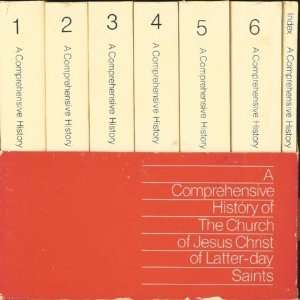 A comprehensive history of the Church of Jesus Christ of