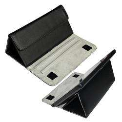 Universal Tablet Foldable Leather Case with Stand
