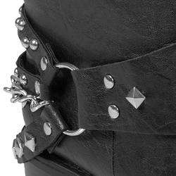 Journee Collection Womens Studded Short Boots