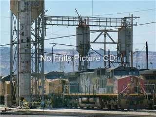 No Frills Picture CD Screensaver Union Pacific Railroad
