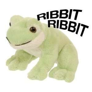 Wild Republic Frog Green W/ Sound Toys & Games
