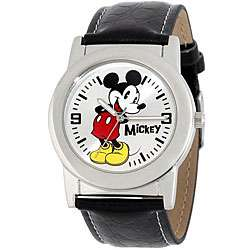 Disneys Mickey Mouse Character Mens Watch