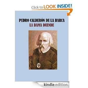 LA DAMA DUENDE (Spanish Edition): PEDRO CALDERÓN DE LA BARCA: