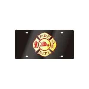 Fire Department Cross