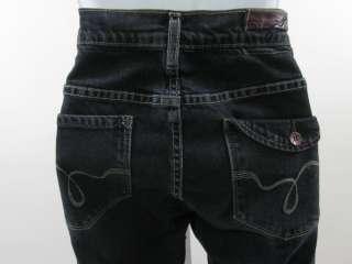 BLUE 2 Dark Blue Denim Jeans Pants Sz 27
