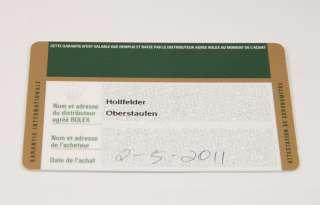 Mint * Rolex Oyster Perpetual Datejust II 116334 Mens Watch