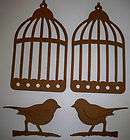 2x cage bird tim holtz embellishments chipboard i combine shipping