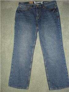 NWT ROEBUCK & CO. Slim Straight Leg Jeans Mens 36 x 30