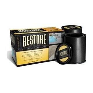 SYNTA INC 49003 Restore Concrete Restore Kit   Gray