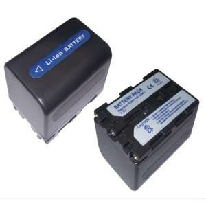 GSI Super Quality Replacement Battery For Select SONY Video Camcorders