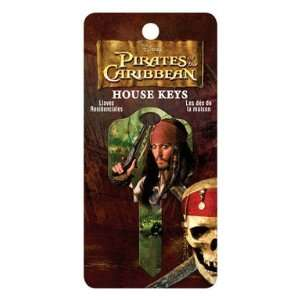 Disney   Captain Jack Sparrow House Key Schlage SC1 Home