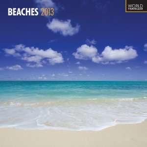 Beaches 2013 Wall Calendar 12 X 12 Office Products