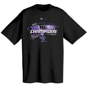 National League Champions Official Clubhouse Youth Tee Sports
